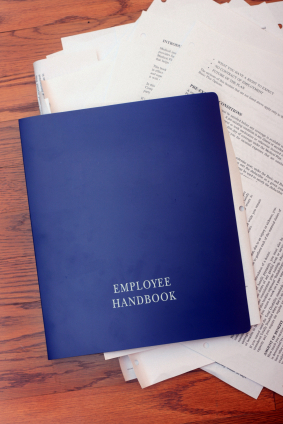 Employee Handbook and other employment law documents